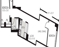 2 Bedrooms, Financial District Rental in NYC for $2,995 - Photo 2