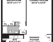 1 Bedroom, Battery Park City Rental in NYC for $3,588 - Photo 2