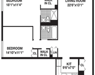 2 Bedrooms, Battery Park City Rental in NYC for $5,075 - Photo 2