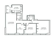 3 Bedrooms, Newport Rental in NYC for $4,020 - Photo 2
