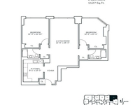 2 Bedrooms, Newport Rental in NYC for $3,930 - Photo 2