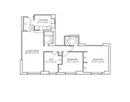 3 Bedrooms, Newport Rental in NYC for $3,465 - Photo 2