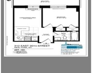 1BR at East 30th St - Photo 1