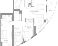 3 Bedrooms, Newport Rental in NYC for $5,715 - Photo 2