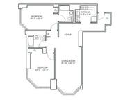 2 Bedrooms, Newport Rental in NYC for $3,400 - Photo 2