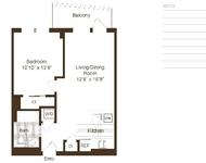 1 Bedroom, Windsor Terrace Rental in NYC for $2,625 - Photo 2