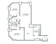 2 Bedrooms, Newport Rental in NYC for $3,770 - Photo 2