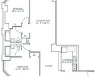 2 Bedrooms, Newport Rental in NYC for $3,525 - Photo 2
