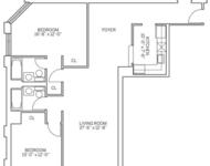 2 Bedrooms, Newport Rental in NYC for $3,630 - Photo 2