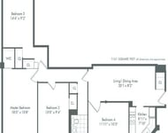 3 Bedrooms, Stuyvesant Town - Peter Cooper Village Rental in NYC for $6,175 - Photo 2