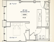 1 Bedroom, DUMBO Rental in NYC for $3,975 - Photo 2