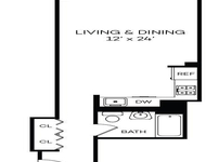 Studio, Financial District Rental in NYC for $2,493 - Photo 2