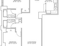 2 Bedrooms, Newport Rental in NYC for $3,475 - Photo 2