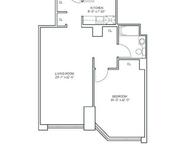 1 Bedroom, Newport Rental in NYC for $2,660 - Photo 2