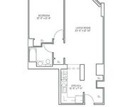 1 Bedroom, Newport Rental in NYC for $2,535 - Photo 2