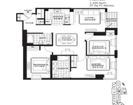3 Bedrooms, Newport Rental in NYC for $4,630 - Photo 2