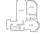 2 Bedrooms, Newport Rental in NYC for $3,385 - Photo 2