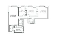 3 Bedrooms, Newport Rental in NYC for $3,670 - Photo 1