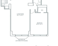 1 Bedroom, Newport Rental in NYC for $2,470 - Photo 2