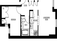 1 Bedroom, Rose Hill Rental in NYC for $3,267 - Photo 1