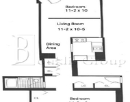 2 Bedrooms, Tribeca Rental in NYC for $3,323 - Photo 2