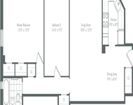 2 Bedrooms, Stuyvesant Town - Peter Cooper Village Rental in NYC for $3,817 - Photo 2