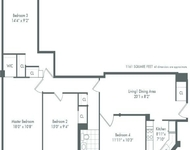 3 Bedrooms, Stuyvesant Town - Peter Cooper Village Rental in NYC for $6,150 - Photo 2