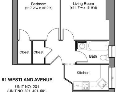 94 Westland Ave. - Photo Thumbnail 5