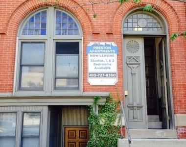 9 W Preston Street - Photo Thumbnail 1