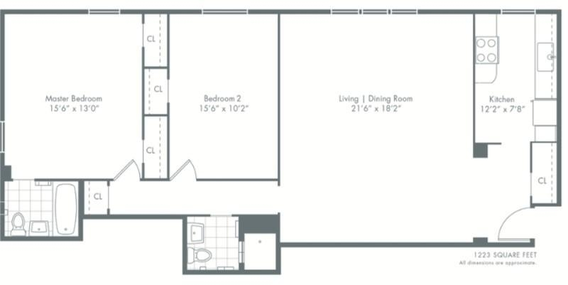 Family size 2 bed and 2 bath with unbeatable incentives  - Photo 6