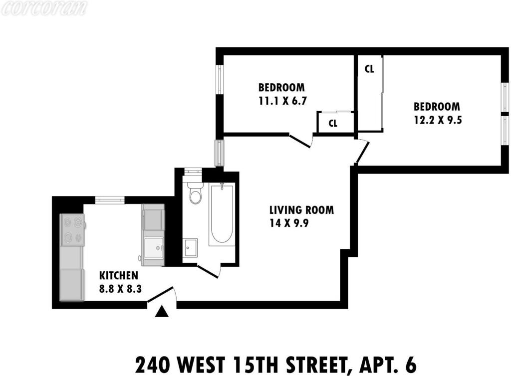 240 West 15th Street - Photo 11