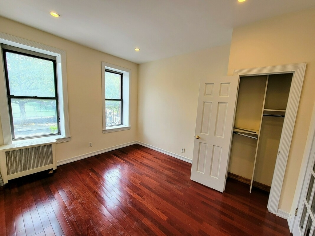 apartment with hardwood floors
