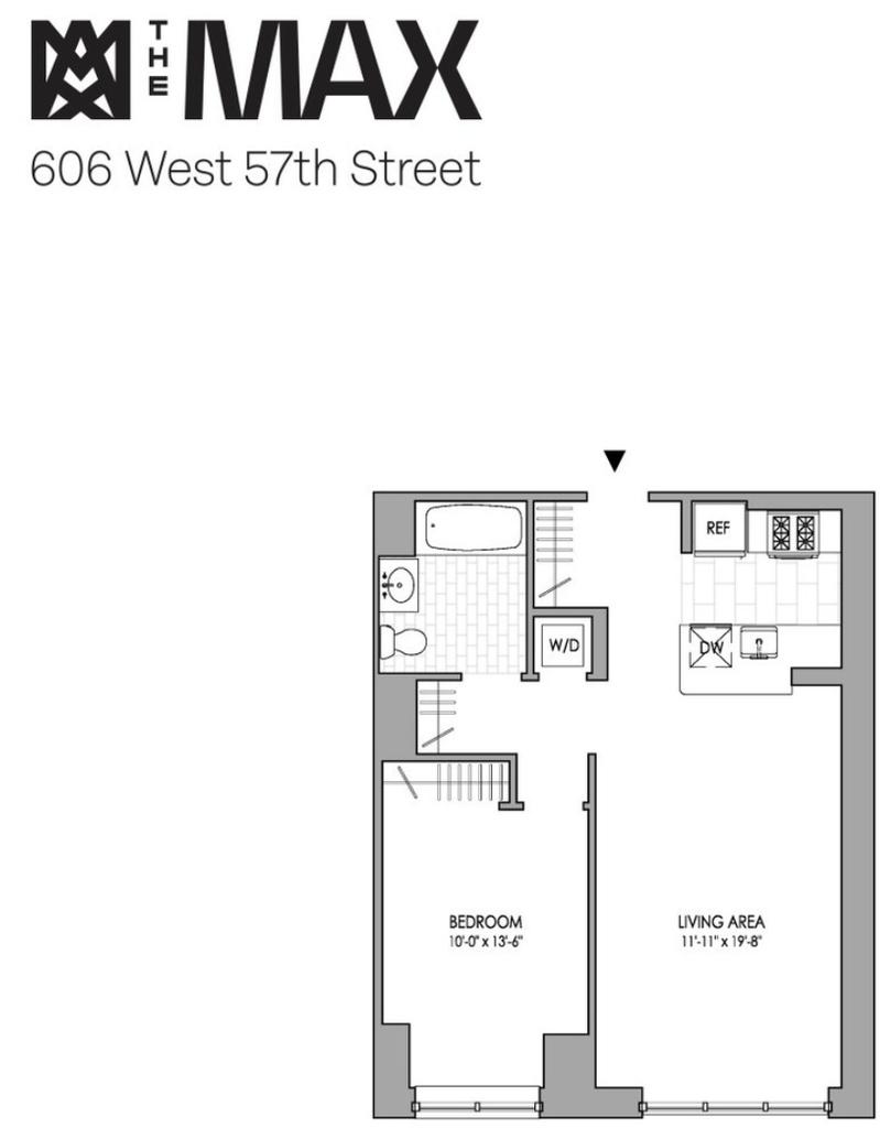 606 West 57th Street - Photo 3