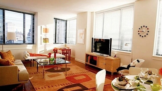 1 Bedroom At North End Ave Posted By Nyc Select Team For 3995