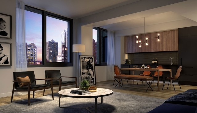 Studio, Hell's Kitchen Rental in NYC for $2,957 - Photo 1