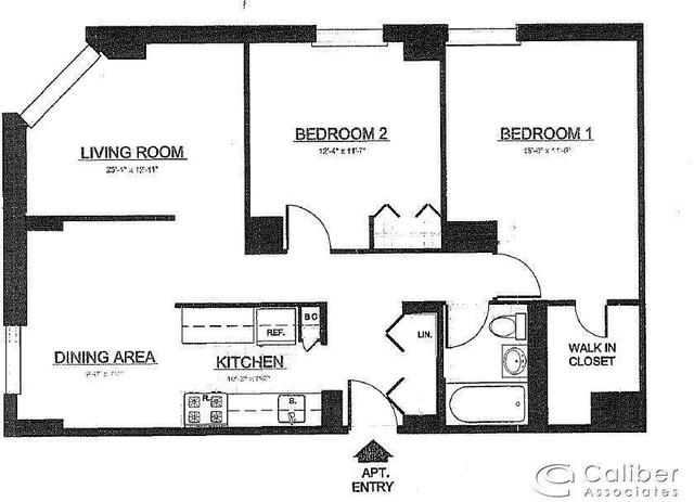 3 Bedrooms, Yorkville Rental in NYC for $3,705 - Photo 1