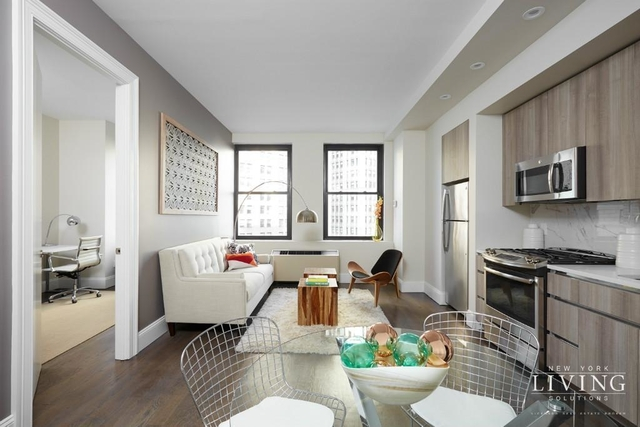 1 Bedroom, Civic Center Rental in NYC for $3,289 - Photo 2