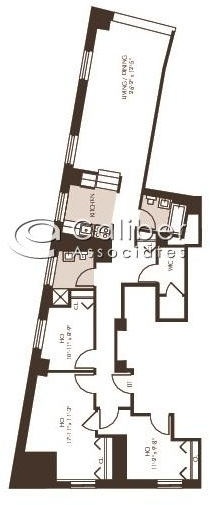 4 Bedrooms, Financial District Rental in NYC for $6,095 - Photo 2