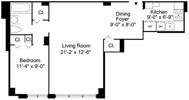 1 Bedroom, Upper East Side Rental in NYC for $3,195 - Photo 2