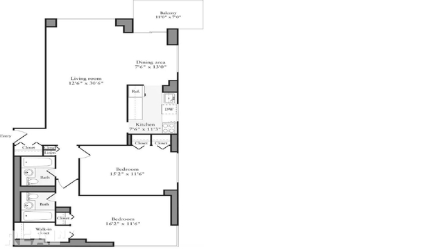 4 Bedrooms, Murray Hill Rental in NYC for $5,295 - Photo 2