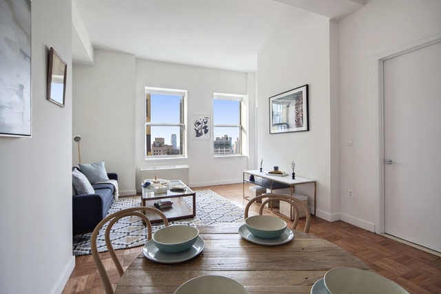1 Bedroom, Financial District Rental in NYC for $3,809 - Photo 1