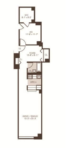 3 Bedrooms, Financial District Rental in NYC for $4,150 - Photo 2