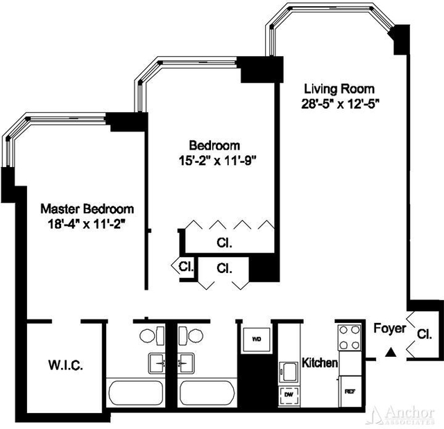 2 Bedrooms, Yorkville Rental in NYC for $5,037 - Photo 1