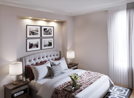 2 Bedrooms, Tribeca Rental in NYC for $4,295 - Photo 2