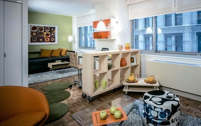 Studio, Civic Center Rental in NYC for $2,975 - Photo 1