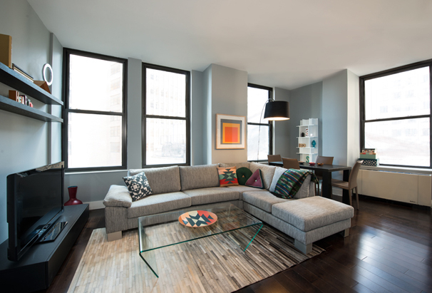 1 Bedroom, Financial District Rental in NYC for $3,320 - Photo 2