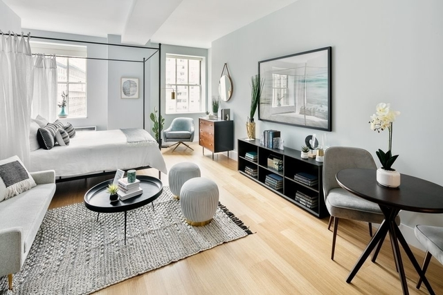 1 Bedroom, Financial District Rental in NYC for $3,853 - Photo 1