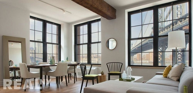 2 Bedrooms, DUMBO Rental in NYC for $6,416 - Photo 1