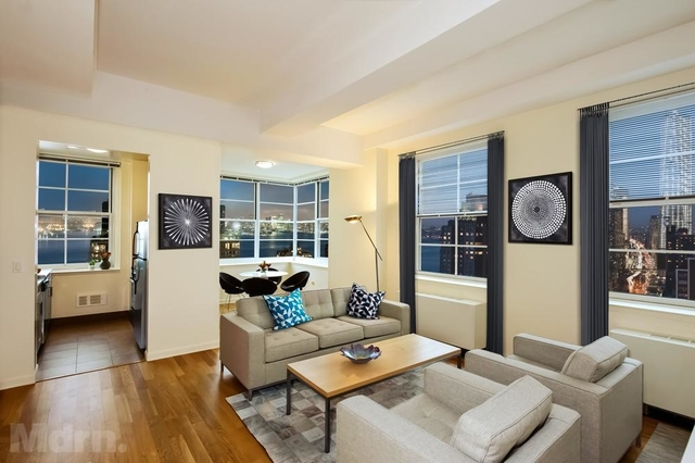 Studio, Financial District Rental in NYC for $5,595 - Photo 1