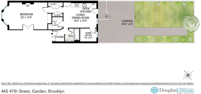 1 Bedroom, Sunset Park Rental in NYC for $2,100 - Photo 2